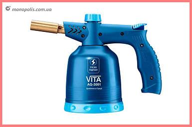 Паяльная лампа газовая Vita - Маруся AG-3001