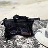 Косметичка пляжная на 3 отделения ORGANIZE (черный), фото 3
