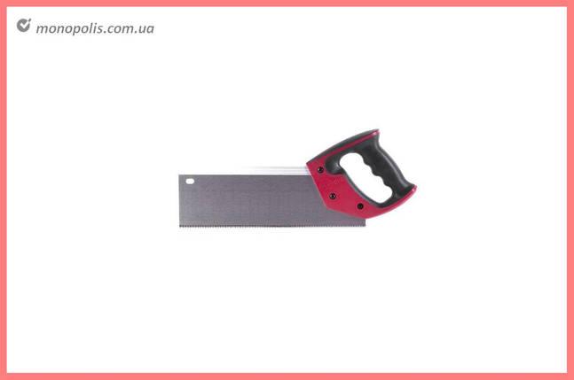 """Ножівка по дереву пасовочная Intertool - 300 мм, 12T х 1"""", фото 2"""