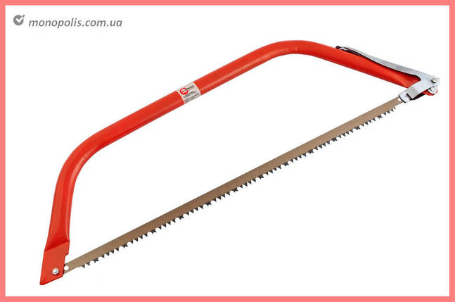 Ножовка по дереву лучковая Intertool - 610 мм, фото 2