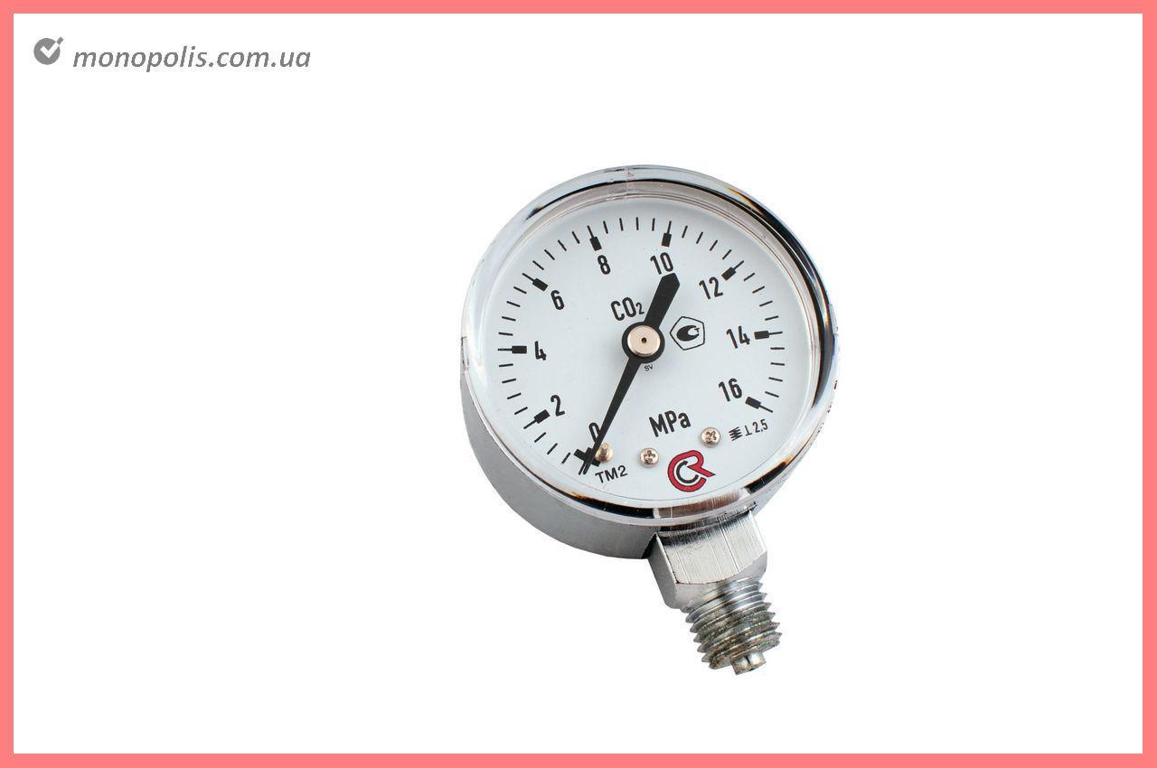 Манометр углекислотный Vita - 0-16 МПа