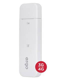 LTE 3G/4G USB Wi-Fi роутер ERGO W02