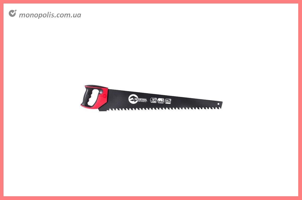 Ножовка по пенобетону Intertool - 700 мм
