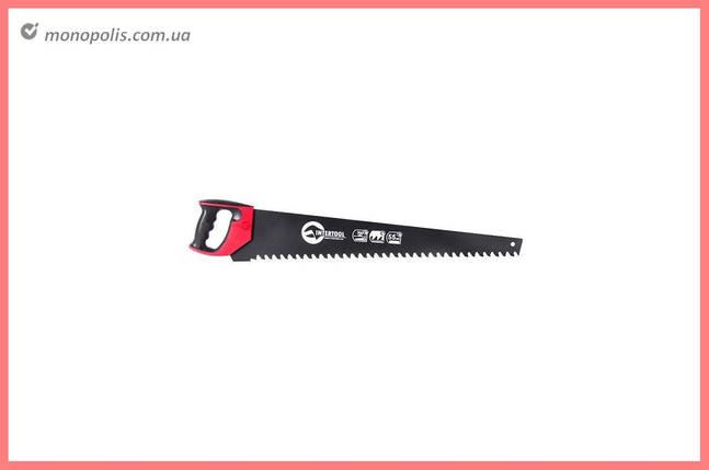 Ножовка по пенобетону Intertool - 700 мм, фото 2