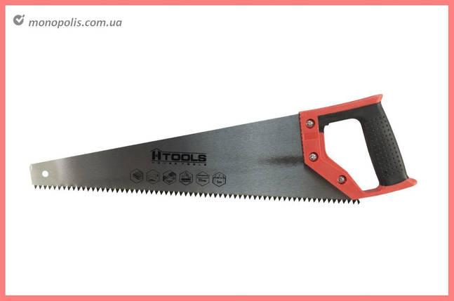 """Ножовка по дереву Housetools - 400 мм x 5T x 1"""" x 2D, фото 2"""