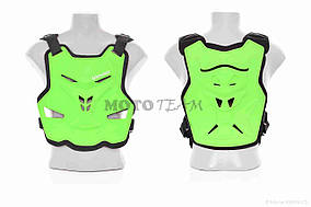 Мотозащита  черепаха  VEMAR  полипропилен, M, зеленая