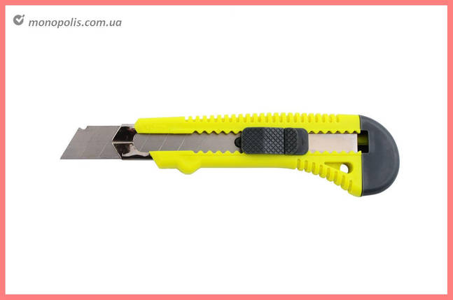 Нож Housetools - 18 мм, усиленный, фото 2