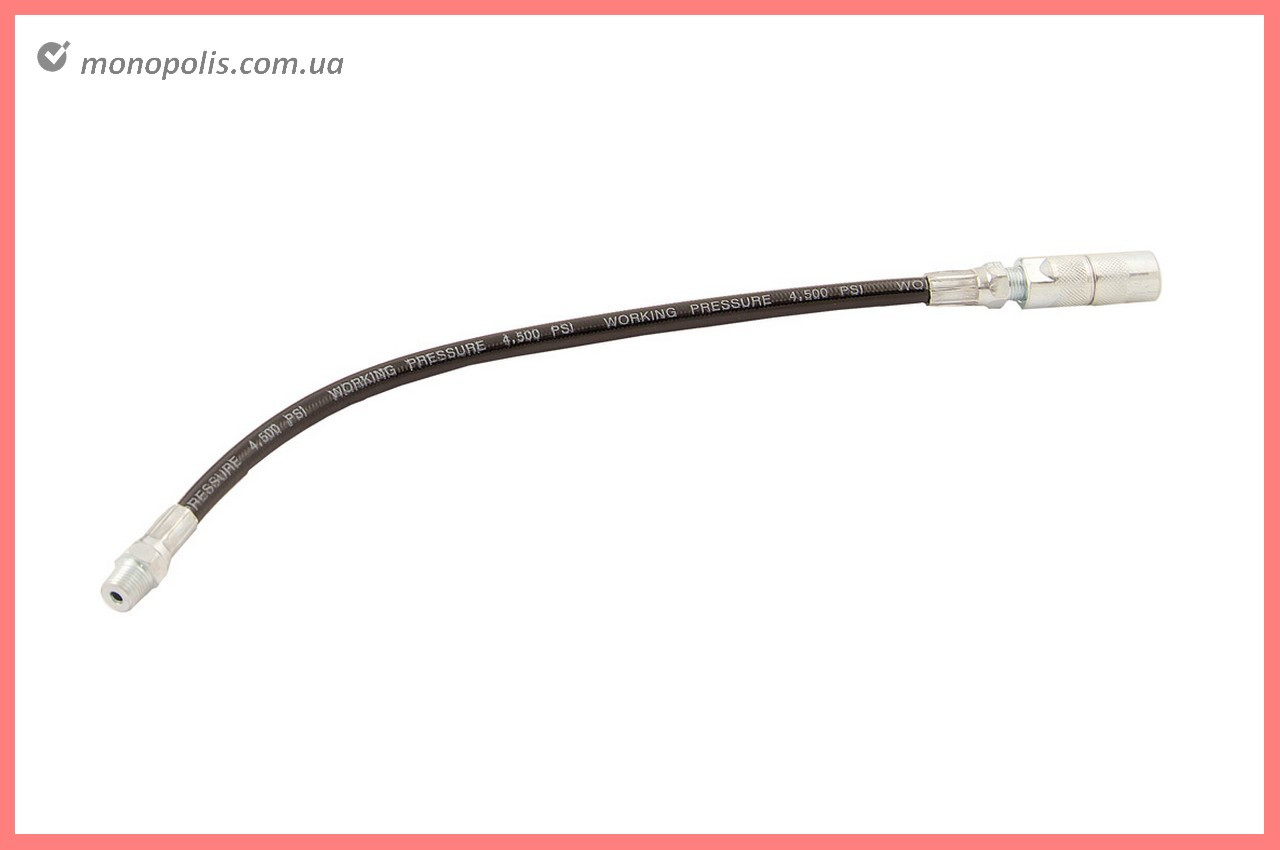 Шланг для шприца смазочного Mastertool - 8 x 335 мм