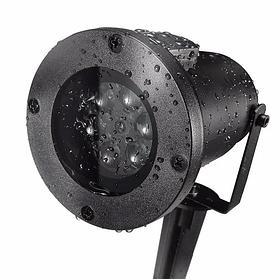 Проектор лазерный Star Shower White Snowflake WP1