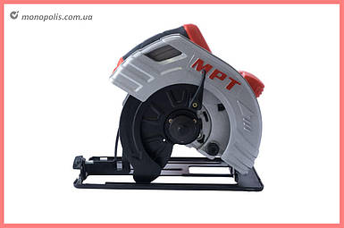 Пила дисковая MPT - 1380 Вт x 185 мм