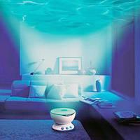 Музыкальный проектор Океан Белый, фото 1