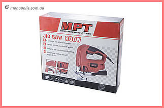 Лобзик MPT - 600 Вт, фото 3