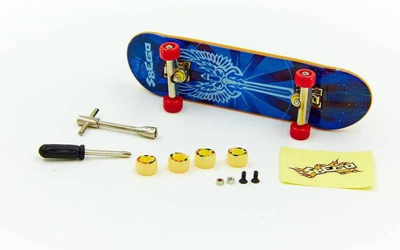 Премиум Пальчиковый скейт 1 шт. Металлические Пальчиковый фингерборды