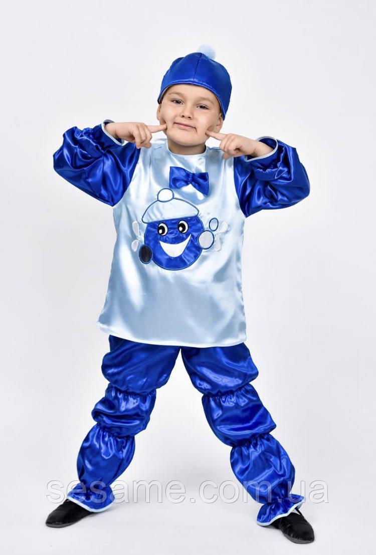Детский карнавальный костюм Капитошка капелька