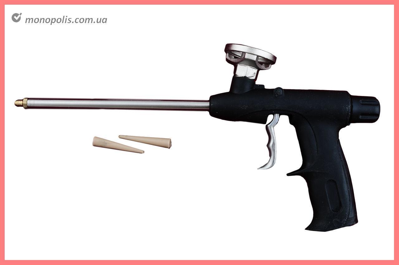 Пистолет для пены Housetools - никель 21K502