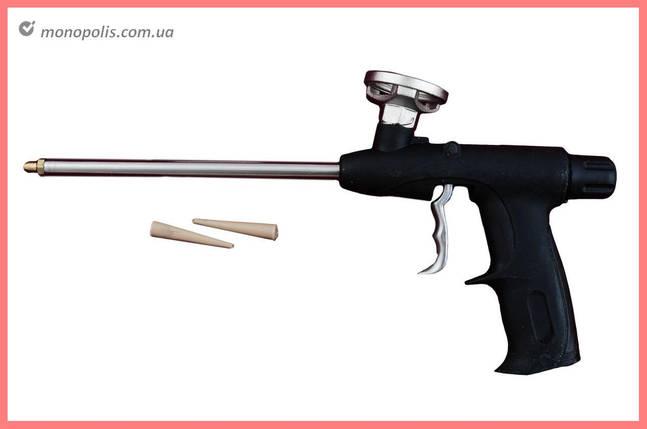 Пістолет для піни Housetools - нікель 21K502, фото 2