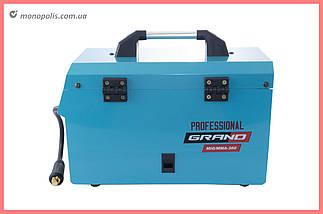 Зварювальний напівавтомат Grand - MIG/ММА-360, фото 2