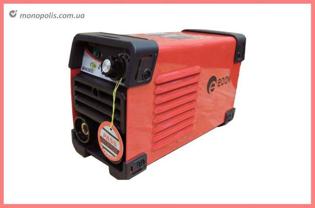 Сварочный инвертор Edon - Mini300, фото 2