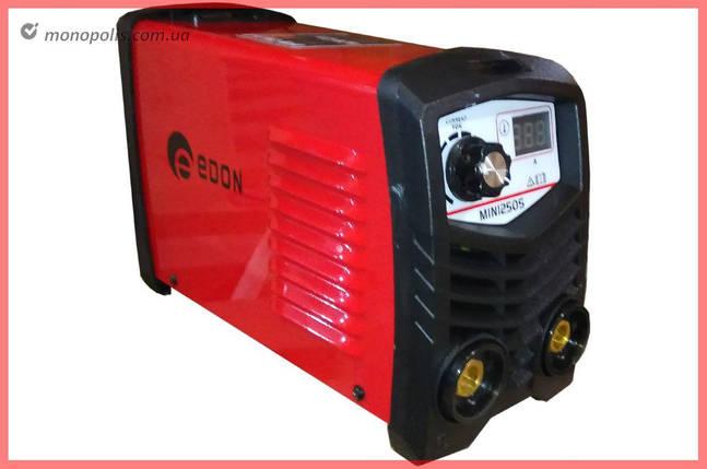 Сварочный инвертор Edon - Mini-250S, фото 2