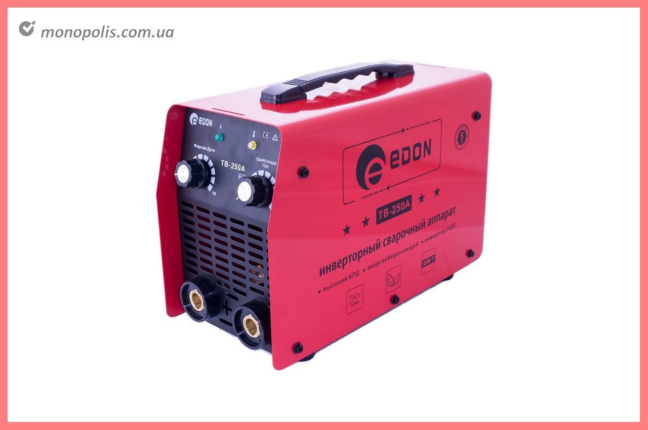Сварочный инвертор Edon - TB-250A