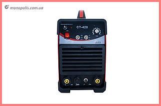 Сварочный инвертор 3-в-1 Edon - CT-420, фото 3