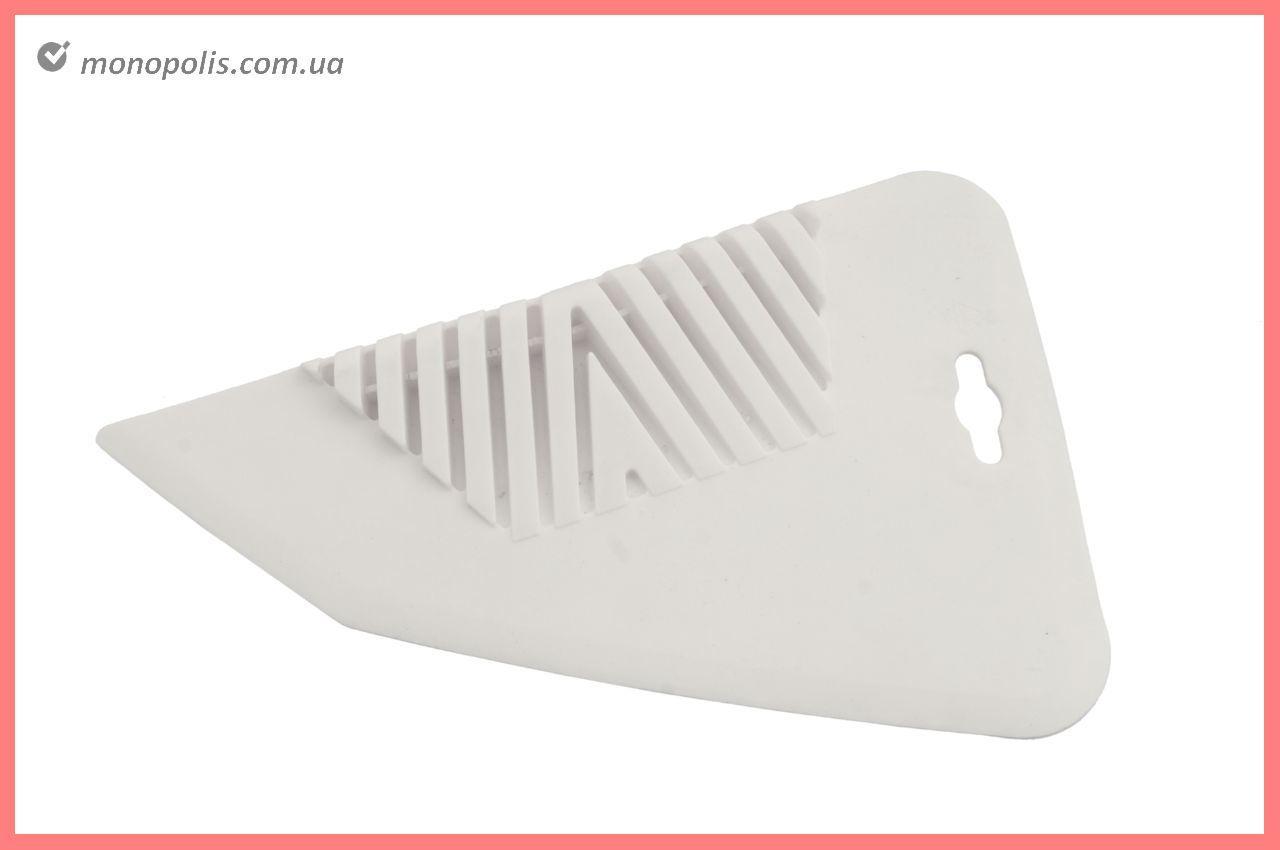 Шпатель притискної для шпалер Wave - 250 мм