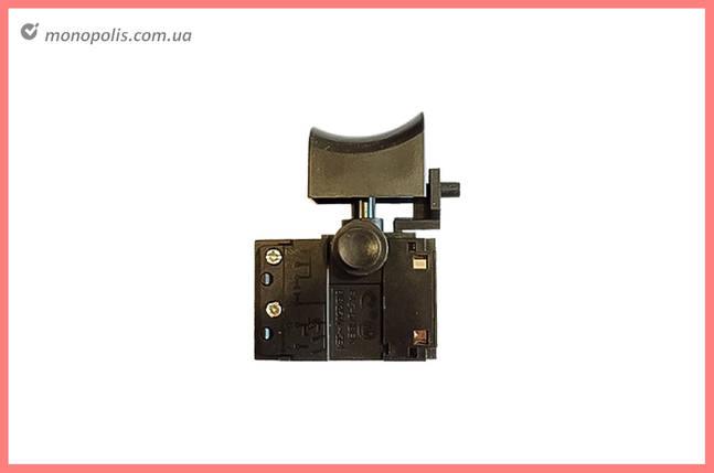 Кнопка сетевого шуруповерта Асеса - клавиша L17, фото 2