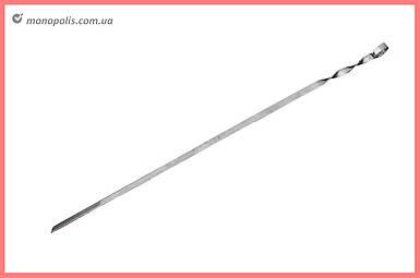 Шампур DV - 580 х 10 х 2 мм, плоский