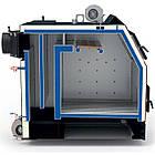 Котел стальной РЕТРА-3М-32 кВт для сжигания твердого топлива, фото 8