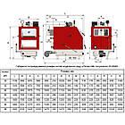 Котел стальной РЕТРА-3М-32 кВт для сжигания твердого топлива, фото 10