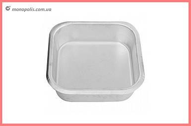 Форма для мясопродуктов алюминиевый Калитва - 412 х 412 х 130 мм