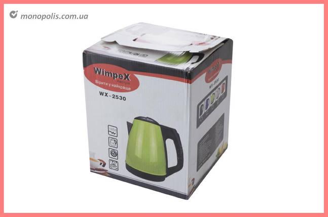 Электрочайник Wimpex - WX-2530, фото 2