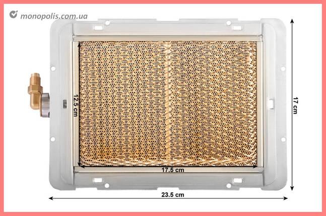 Газовая инфракрасная горелка Vita - керамическая, фото 2