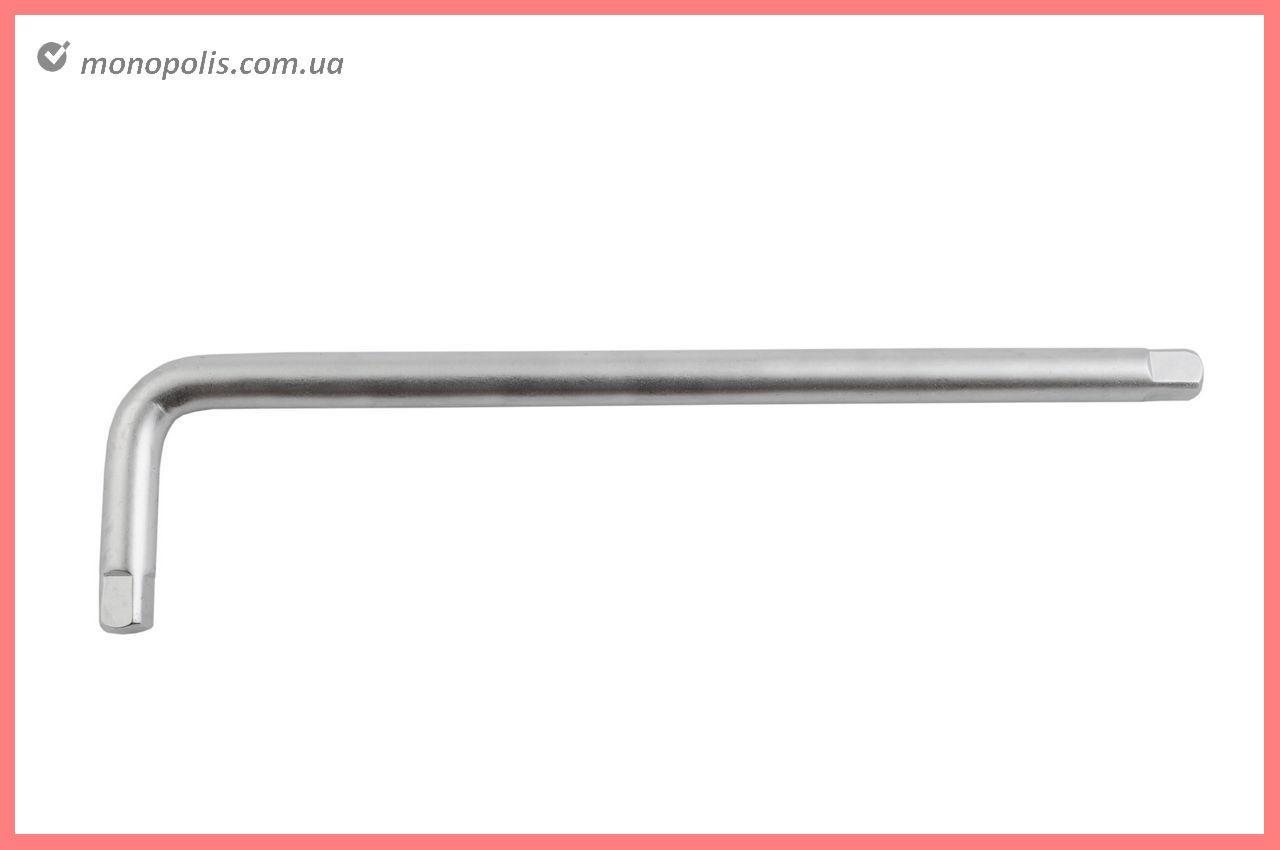 """Вороток L-подібний Miol - 1/2"""", 280 мм"""