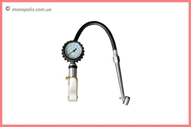 Пневмопистолет для подкачки колес Intertool - 10 bar, для грузовых автомобилей, фото 2