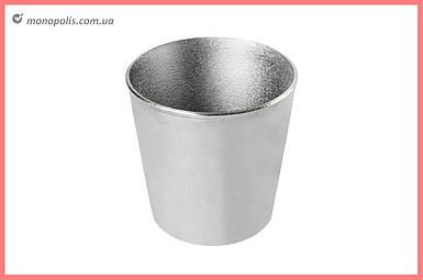 Форма для кулича алюминиевая Биол - 115 х 120 мм х 1 л