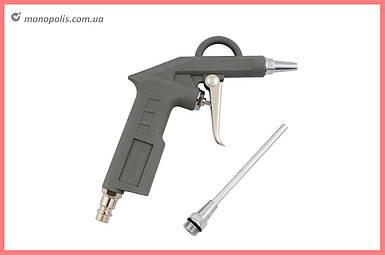 Пневмопистолет продувочный Intertool - 20 мм + 80 мм