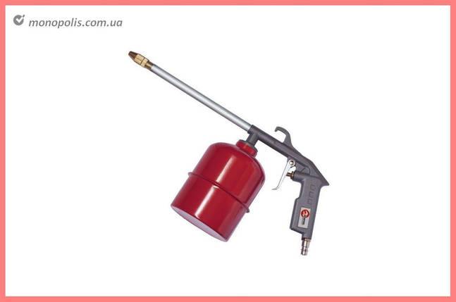 Пневмопистолет для распыления жидкостей Intertool - 700 мл, 10 bar, фото 2