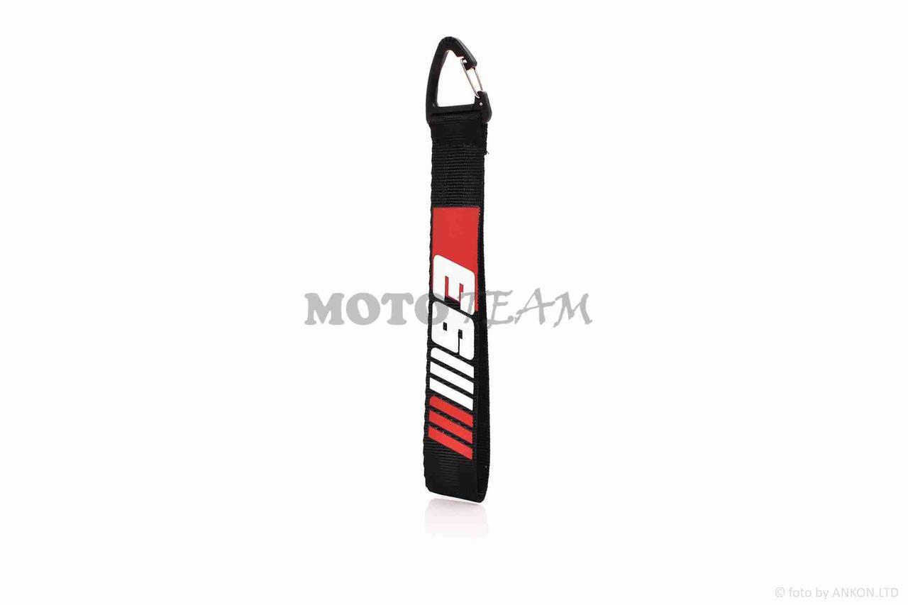 Шнурок для ключей  150mm, пластмассовый карабин  #10  (MM93)