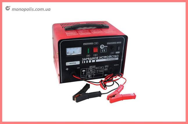 Зарядний пристрій Intertool - 12 - 24В x 20А, фото 2