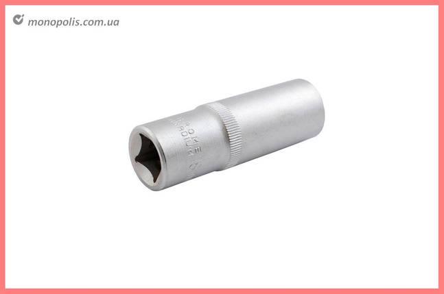 """Головка шестигранная 1/2"""" Intertool - 18 мм, удлиненная, фото 2"""