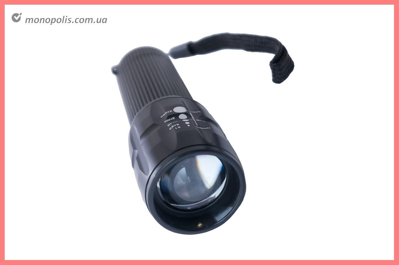 Тактичний ліхтар Wimpex - WX-8400