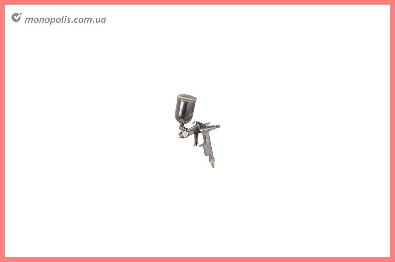 Пневмопістолет лакофарбовий HP Miol - плаваючий алюмінієвий бак 200 мл x 0.5 мм