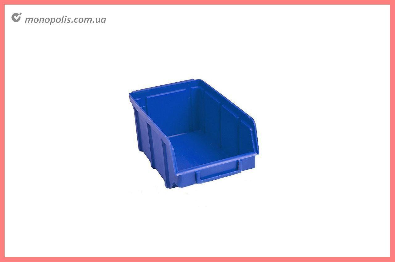 Ящик для метизів Wave - 155 х 100 х 75 мм, кольоровий