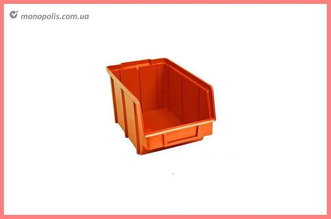 Ящик для метизов Wave - 350 х 210 х 200 мм, цветной, фото 2