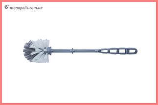 Щітка-йорш для унітазу HozPlast - 80 мм куля, фото 2
