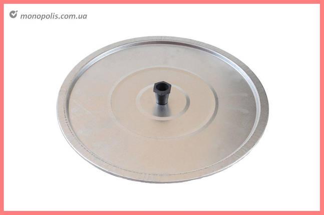 Бак оцинкованный Метид - 15 л (крышка+решетка), фото 2