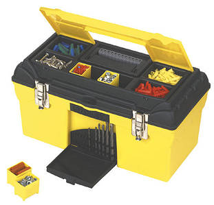 Ящик инструментальный 48 см флип д/сверлStanley 1-92-055
