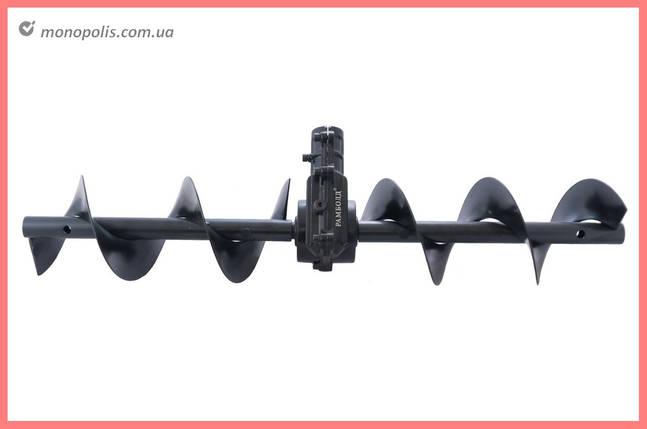 Насадка культиватор Асеса - 26-9T шнек, фото 2
