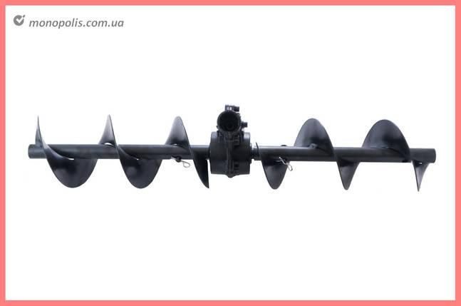 Насадка культиватор Асеса - 28-9T шнек, фото 2